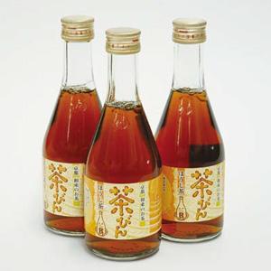 リユースびんを使った京都和束のお茶 「茶びん」ほうじ茶