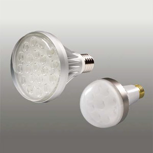 長寿命・省エネ型照明「LEDスポット電球」
