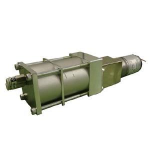 ゼロエアユニット(流体送出入駆動装置)